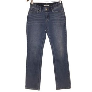 Levi's 525 Perfect Waist Straight Jeans Womens 6